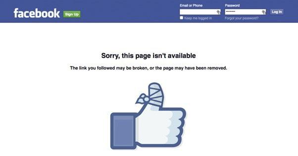 """Hàng loạt hội nhóm, fanpage lớn trên Facebook ở Việt Nam bị """"xóa sổ"""" - 1"""