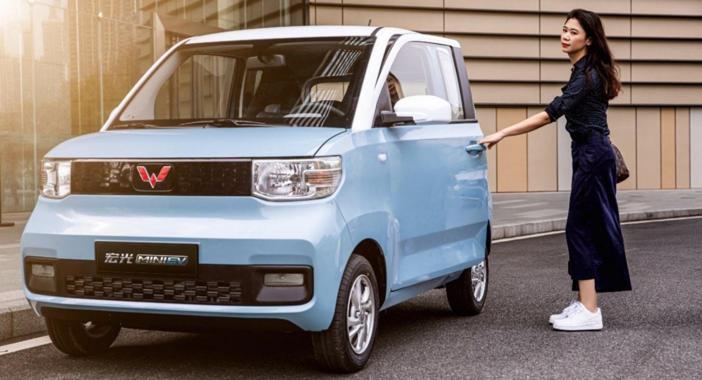 Giải mã chiếc xe điện tí hon đang bán chạy như tôm tươi tại Trung Quốc - 3