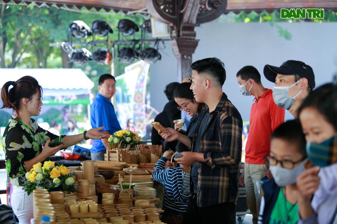 Đặc sản na khổng lồ Lạng Sơn hút khách ở Hà Nội - 13