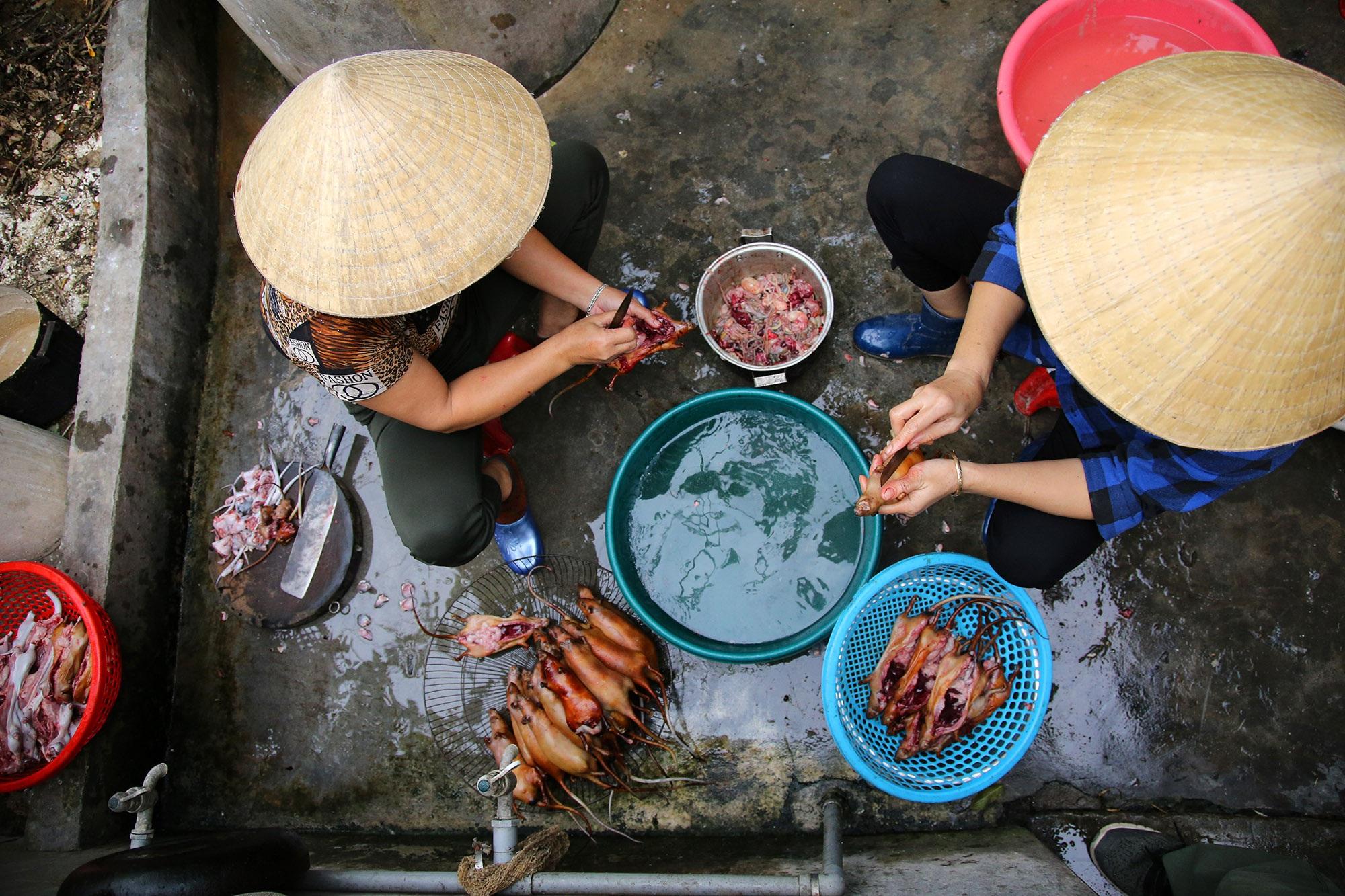 Món thịt chuột đặc sản của người làng Giống - 4