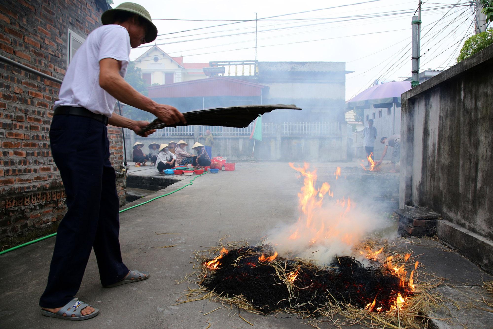 Món thịt chuột đặc sản của người làng Giống - 5