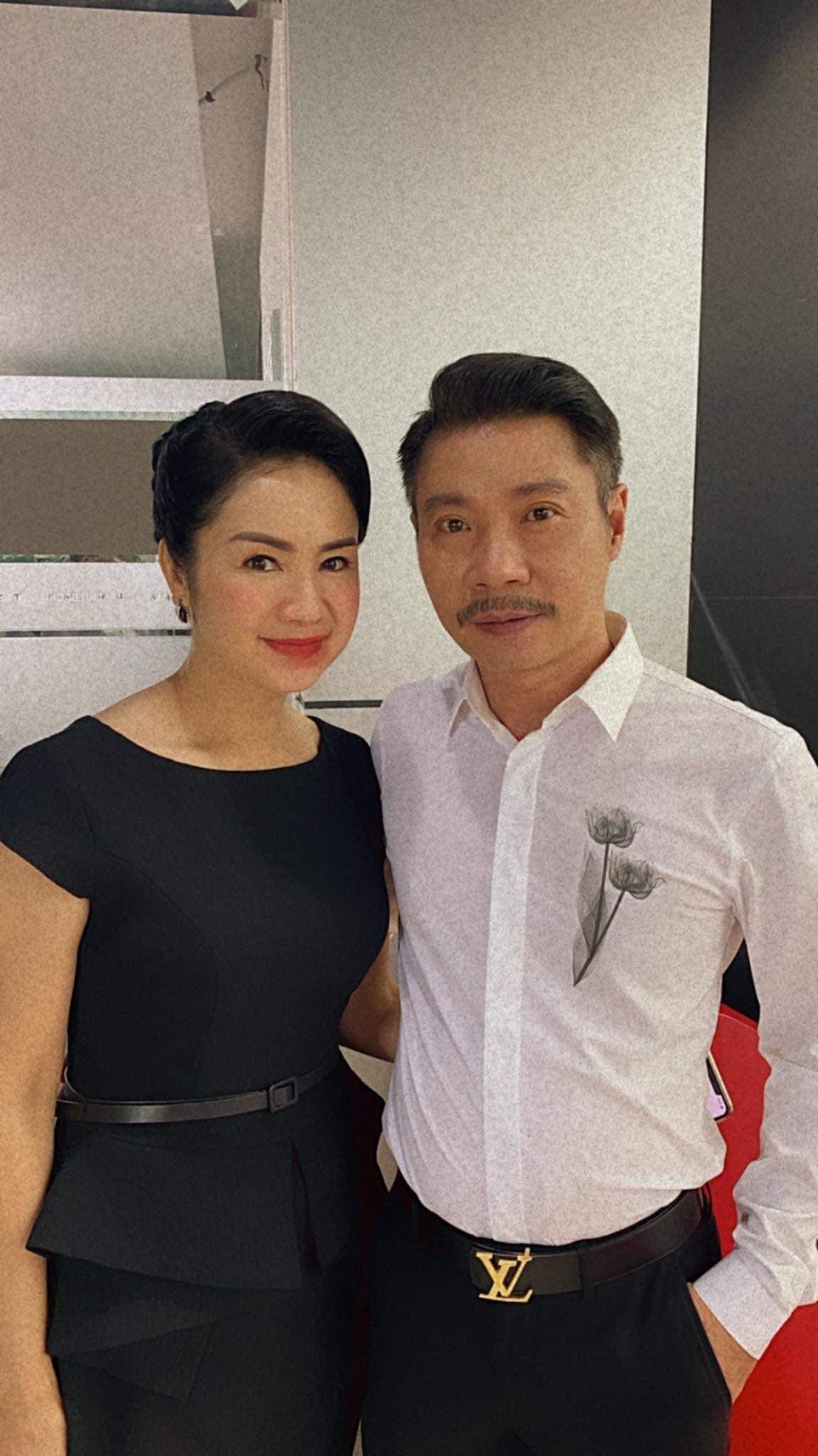 NSND Thu Hà được đồng nghiệp trầm trồ khen biểu tượng nhan sắc Việt - 2
