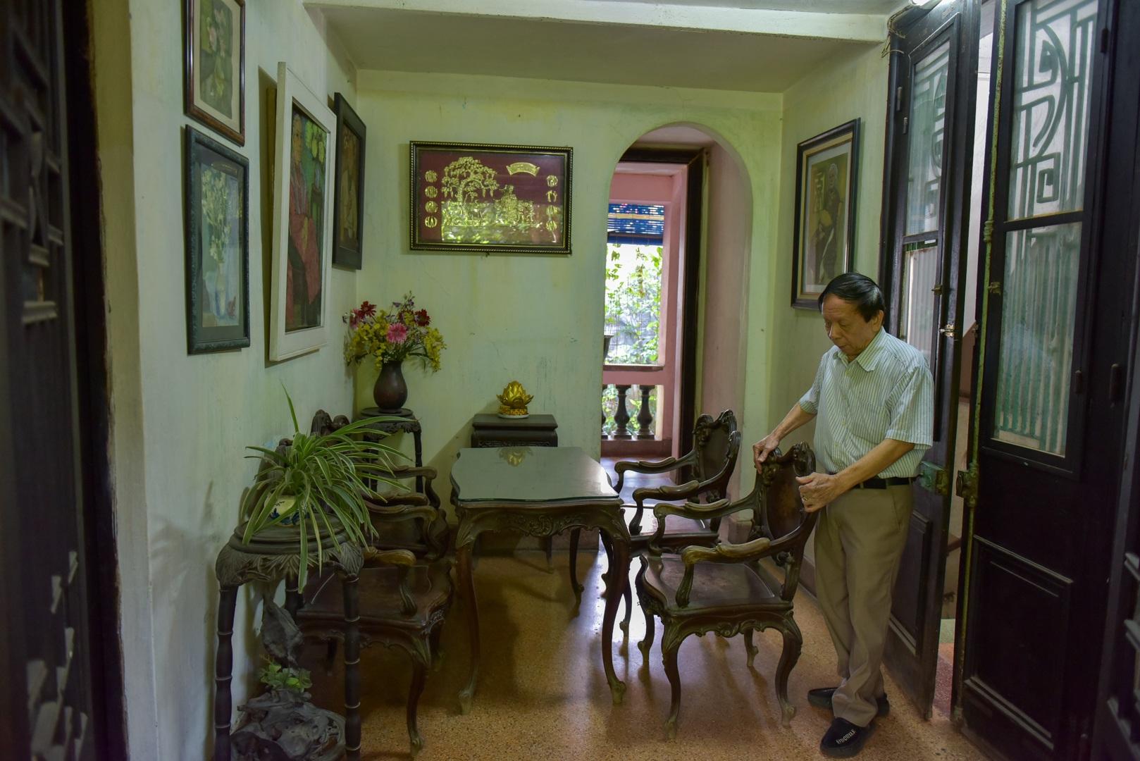 Hà Nội: Bên trong biệt thự 600m2 của đại gia buôn vàng nức tiếng một thời - 18
