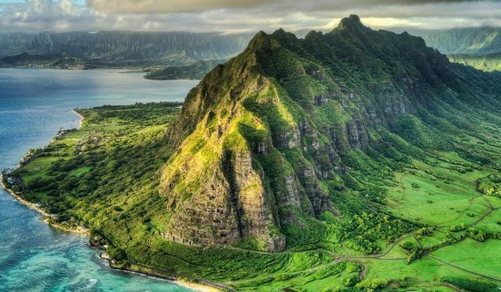 Hồ chứa nước ngọt khổng lồ được phát hiện ngoài khơi Hawaii - 1