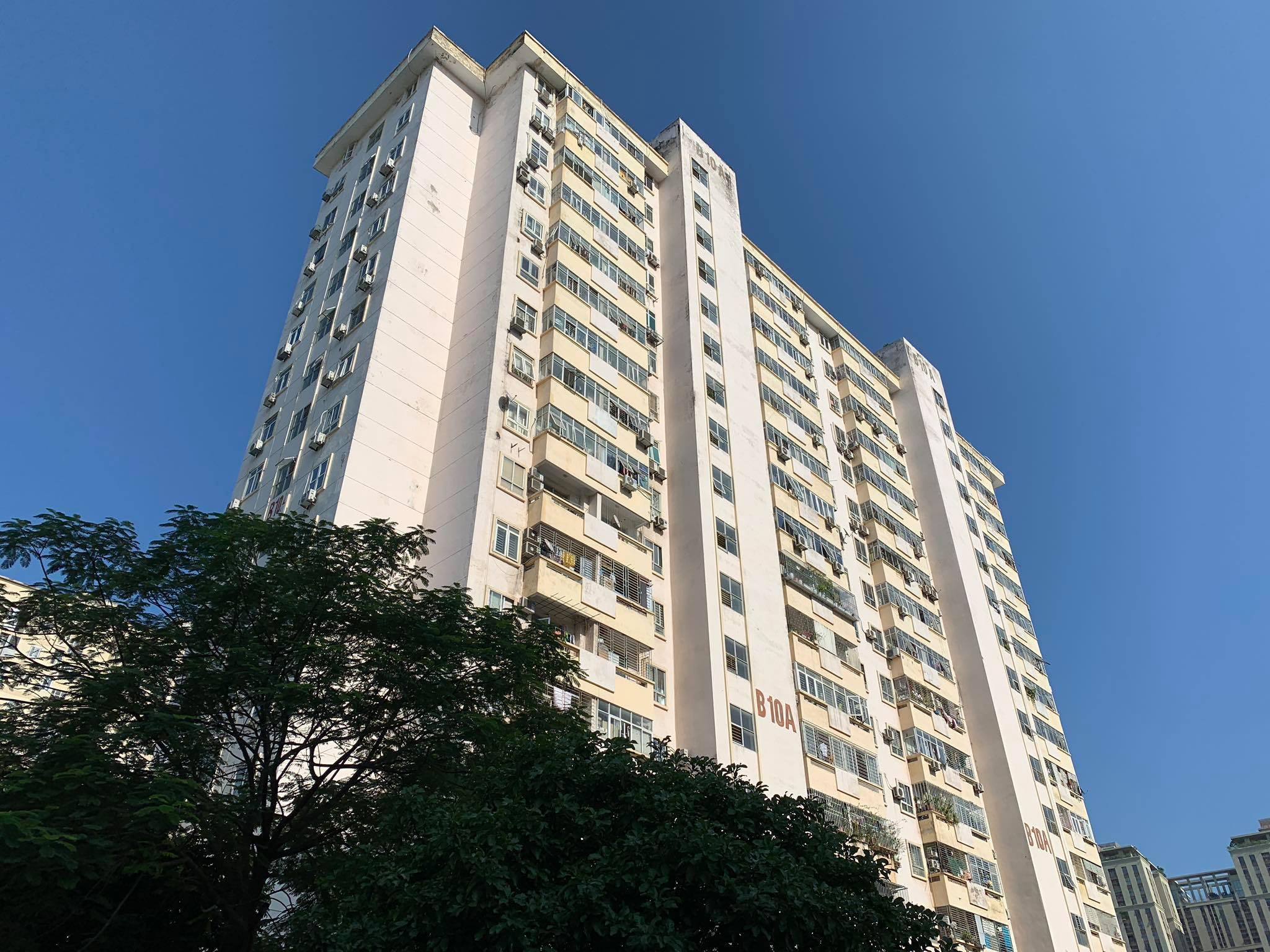 Hà Nội: Góc khuất vụ thang máy chung cư rơi từ tầng 5 - 2