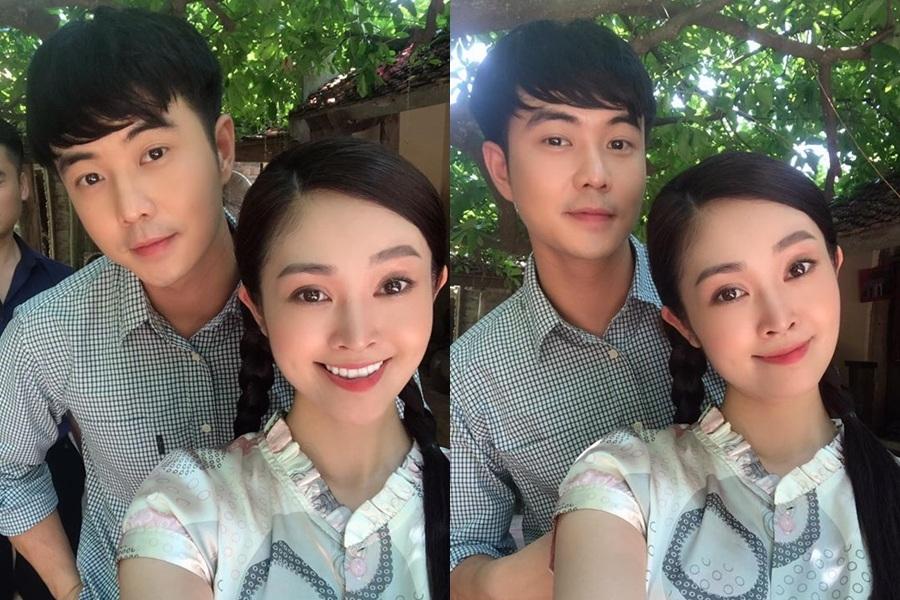 Chồng kém 5 tuổi của MC Thùy Linh là diễn viên của phim Hồ sơ cá sấu - 2