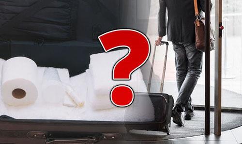 Chủ khách sạn đau đầu vì thói cầm nhầm đồ của du khách - 6