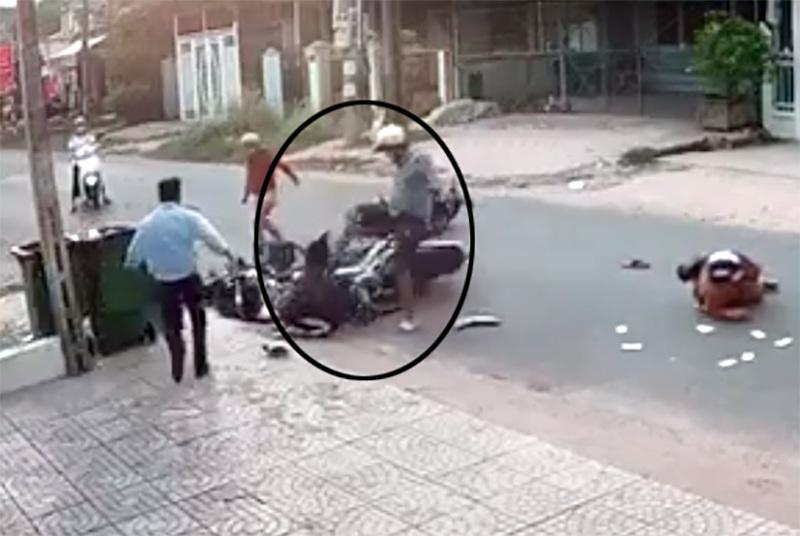 Vụ đánh nữ sinh sau va chạm giao thông: Con trai tôi sai lầm rồi! - 2