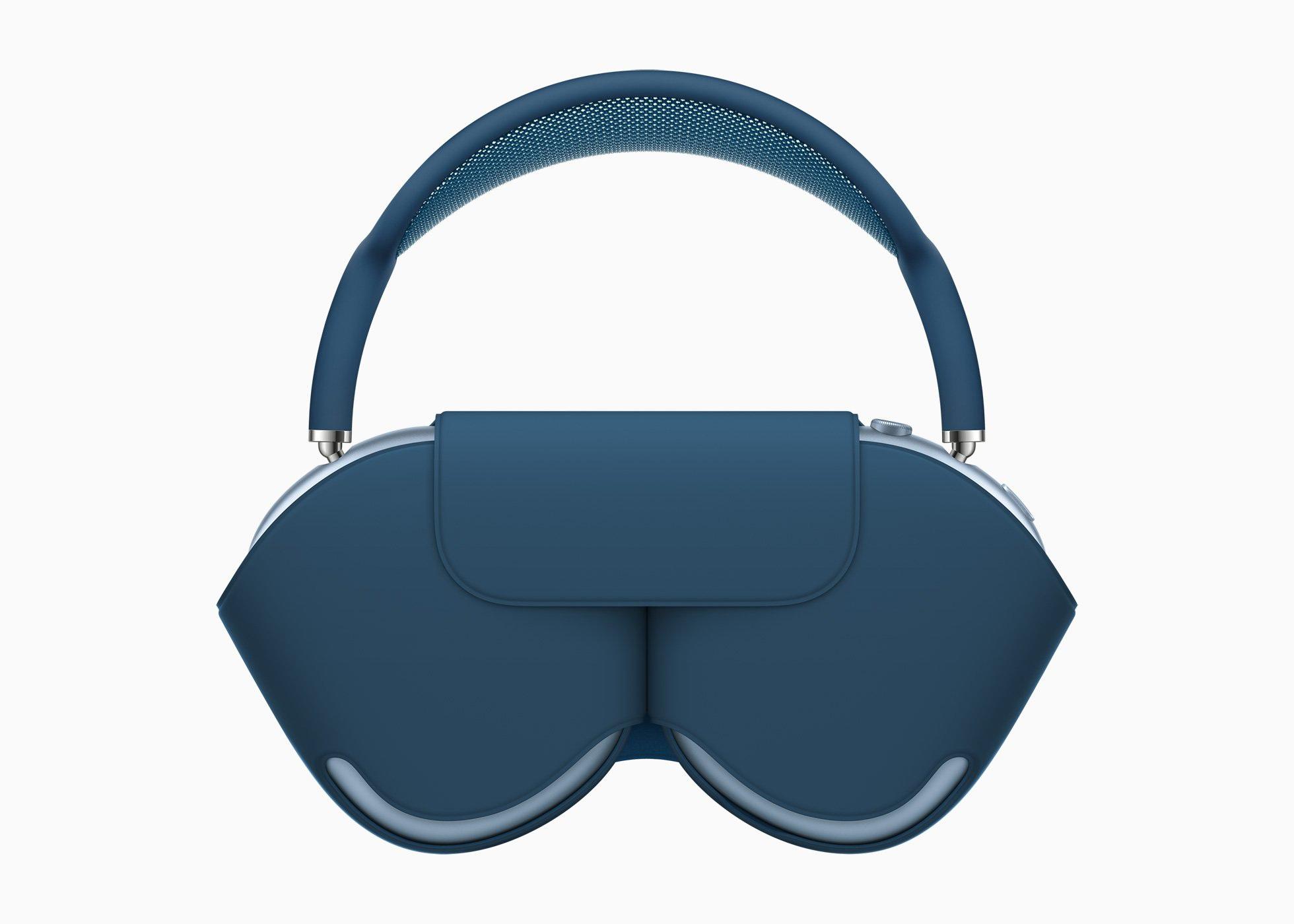 Apple ra mắt tai nghe trùm đầu AirPods Max với thiết kế lạ mắt, giá 549 USD - 3