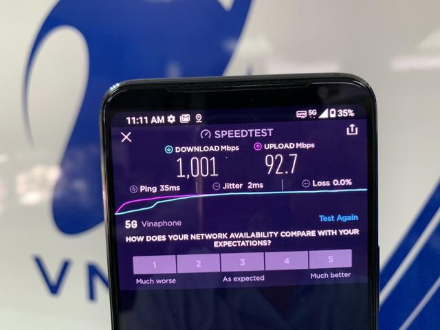 Tốc độ mạng 5G tại Việt Nam nhanh mức nào so với thế giới? - 3