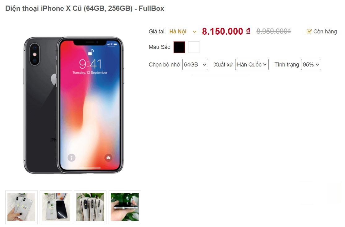 iPhone hàng bãi ồ ạt về Việt Nam dịp cuối năm, cẩn thận khi mua - 1