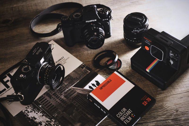 Vì sao máy ảnh analog vẫn sống khỏe và thành biểu tượng trong thời 4.0? - 2