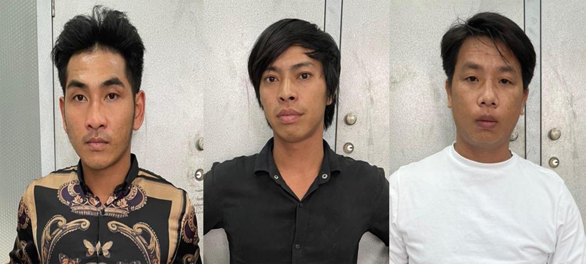 Nhóm thanh niên vác túyp sắt truy sát 1 gia đình giữa ban ngày - 2
