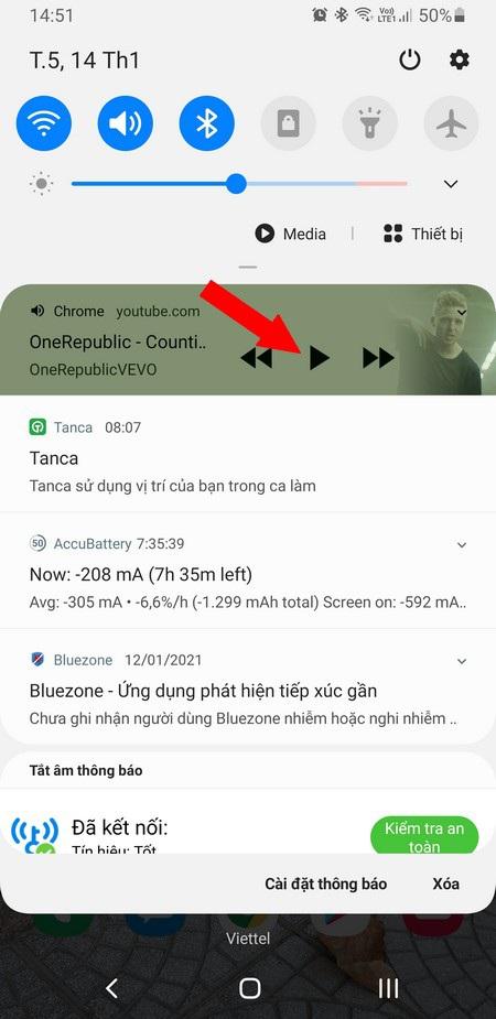 Mẹo hay giúp nghe nhạc trên Youtube ngay cả khi tắt màn hình smartphone - 2