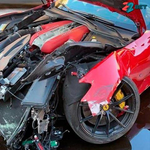 Giao chìa khóa cho thợ rửa xe, chủ siêu xe Ferrari nhận cái kết đắng - 3