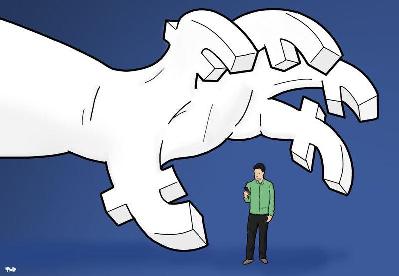 Quyền lực vô hình ngày càng khủng khiếp của con quái vật mạng xã hội - 3