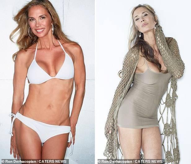 Choáng ngợp với diện mạo tuổi 60 của người mẫu bikini - 3