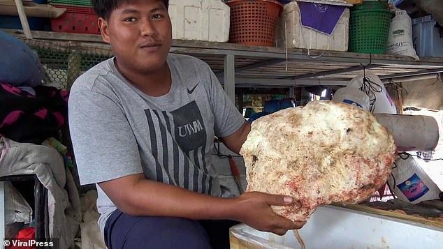 Vô tình nhặt được hòn đá lạ, nặng 7 kg, ngư dân trẻ vớ bẫm được cả kho báu tiền tỷ - 1