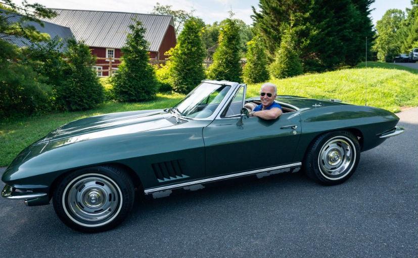 Thú vui xe cộ độc đáo của Tổng thống Mỹ Joe Biden - 1
