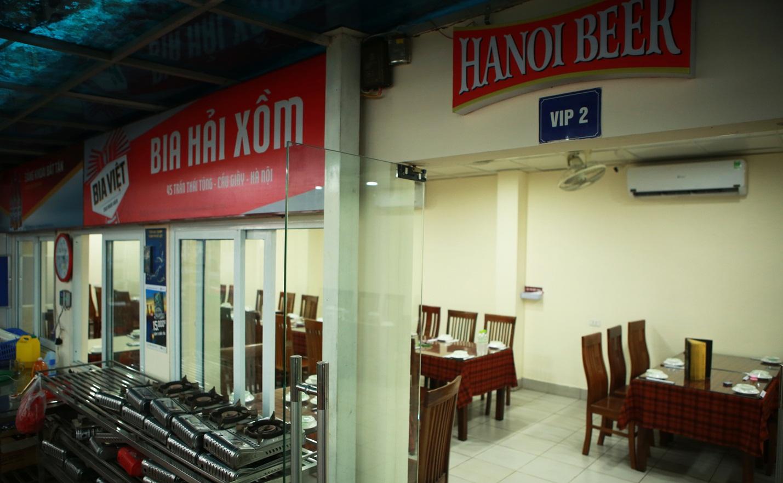 Không một bóng khách, nhà hàng, quán nhậu ở Hà Nội đồng loạt đóng cửa - 5