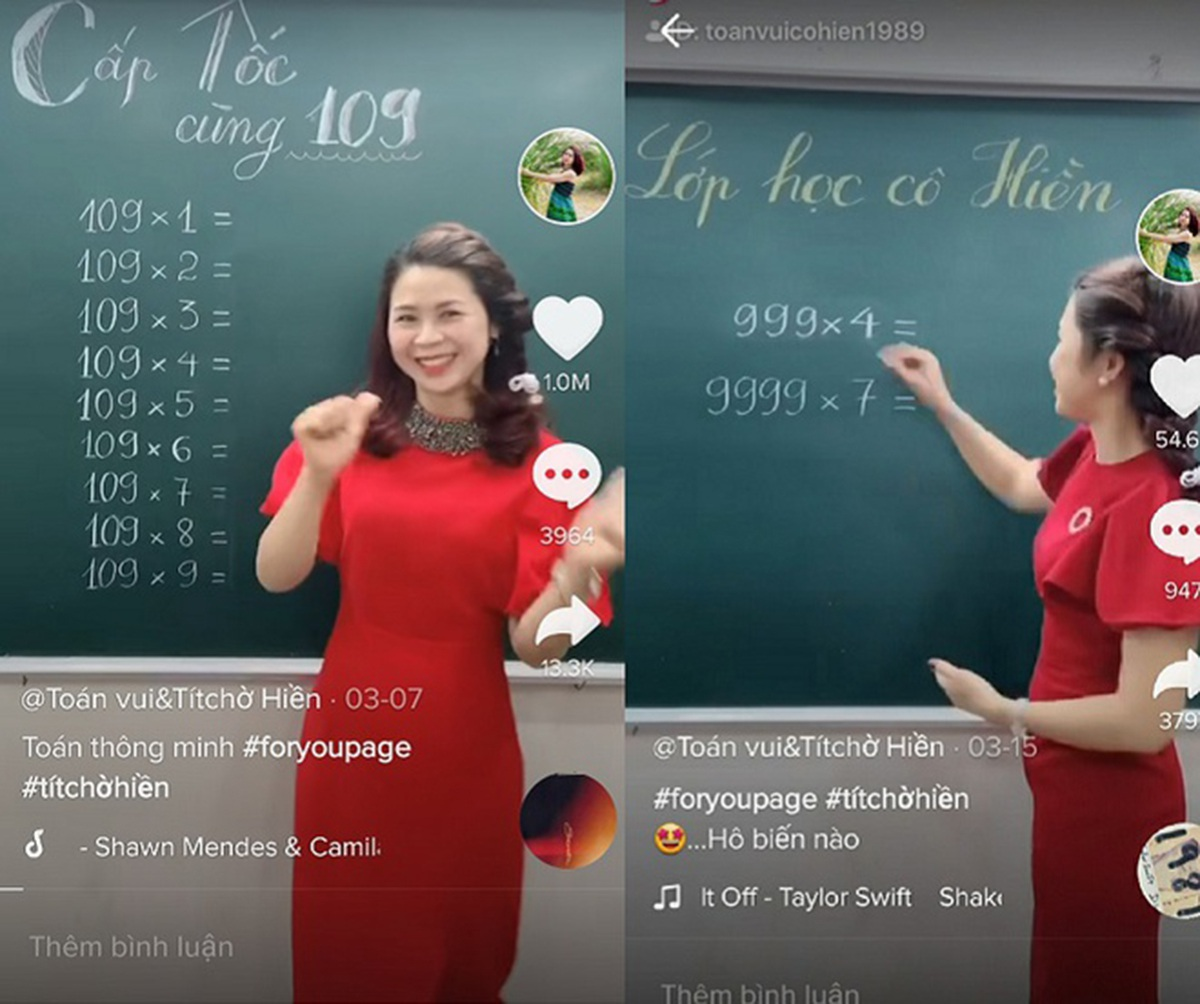 Những thầy cô giáo triệu view nhờ dạy học trực tuyến mùa dịch - 5