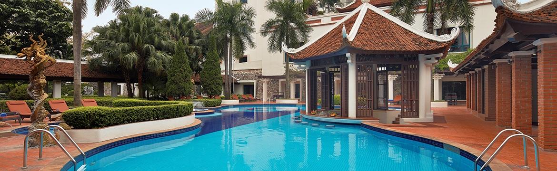 Khách sạn Sheraton Hà Nội: Doanh thu thụt lùi cả thập kỷ - 5