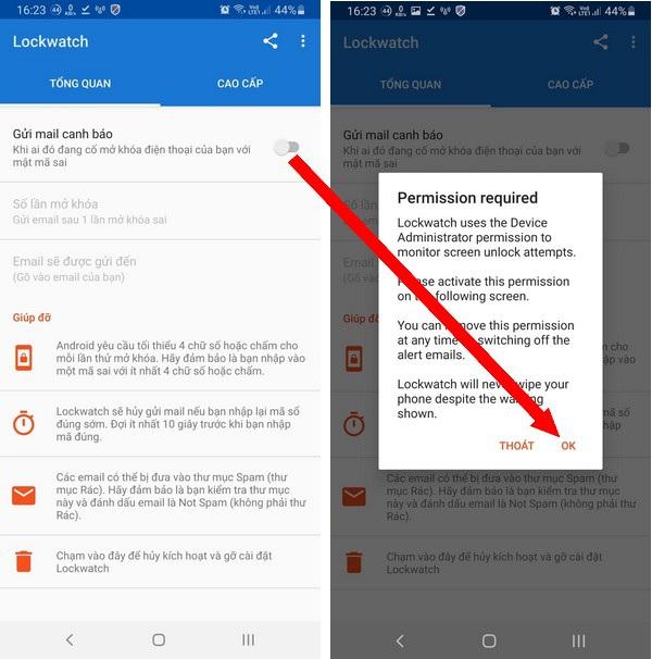 Ứng dụng chống trộm và tìm lại smartphone trong trường hợp bị mất cắp - 1