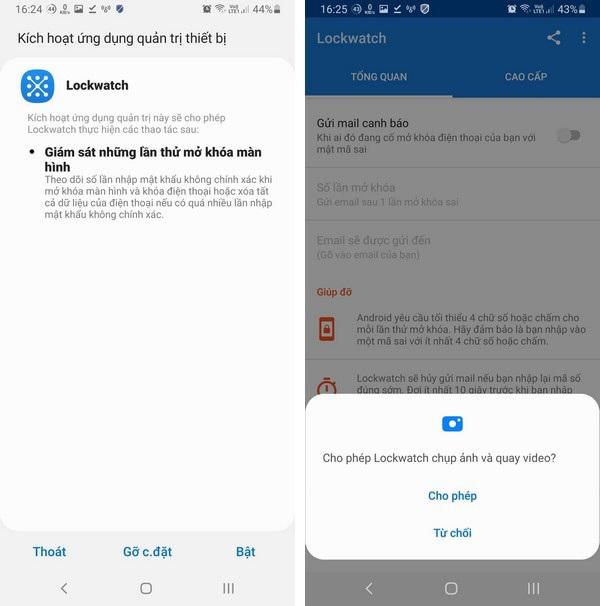 Ứng dụng chống trộm và tìm lại smartphone trong trường hợp bị mất cắp - 2