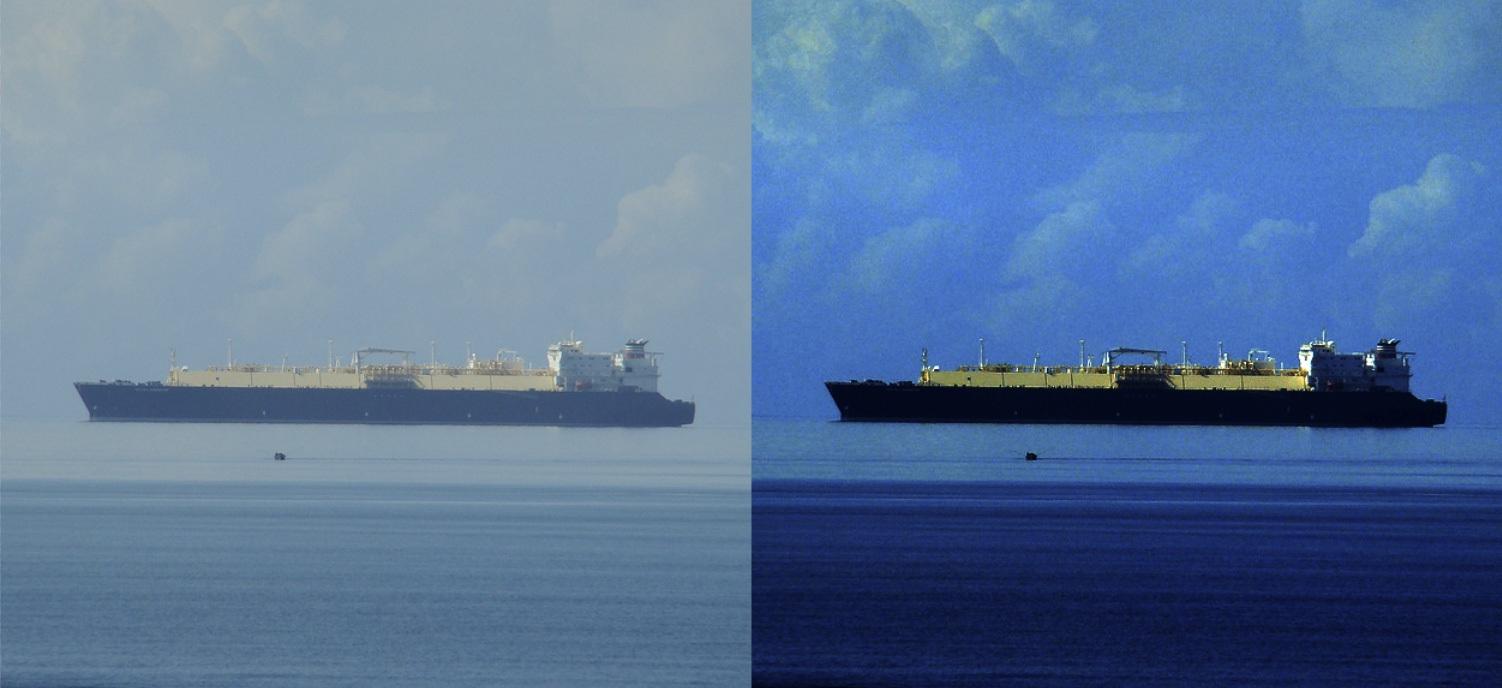 Bức ảnh con tàu bay khiến dân mạng tranh cãi, có phải tác phẩm Photoshop? - 4