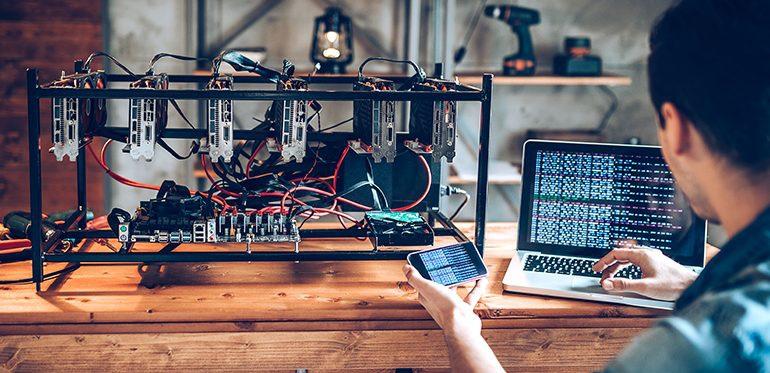 Thợ đào tiền điện tử đang hủy hoại thị trường máy tính - 1