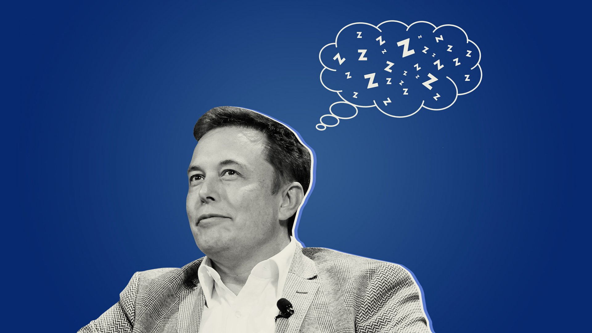 Elon Musk: Ngủ ít hơn 6 tiếng một ngày giảm hiệu năng làm việc - 1