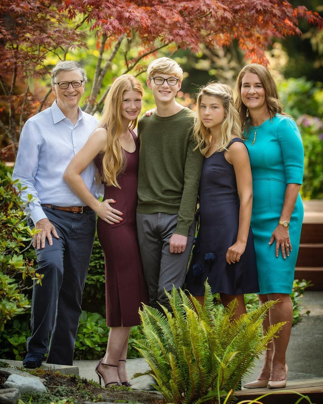 Bạn có biết: Vì sao Bill Gates không để lại phần lớn tài sản cho các con? - 1