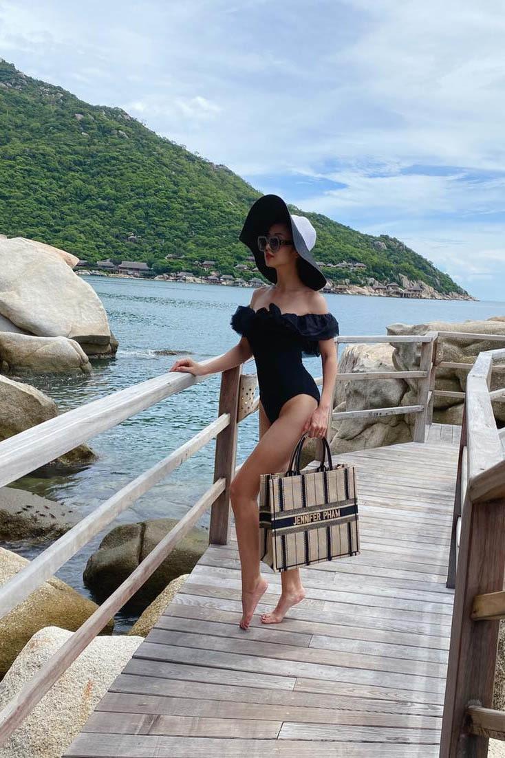 Cuộc sống sang chảnh, hạnh phúc của những hoa hậu Việt đông con - 6