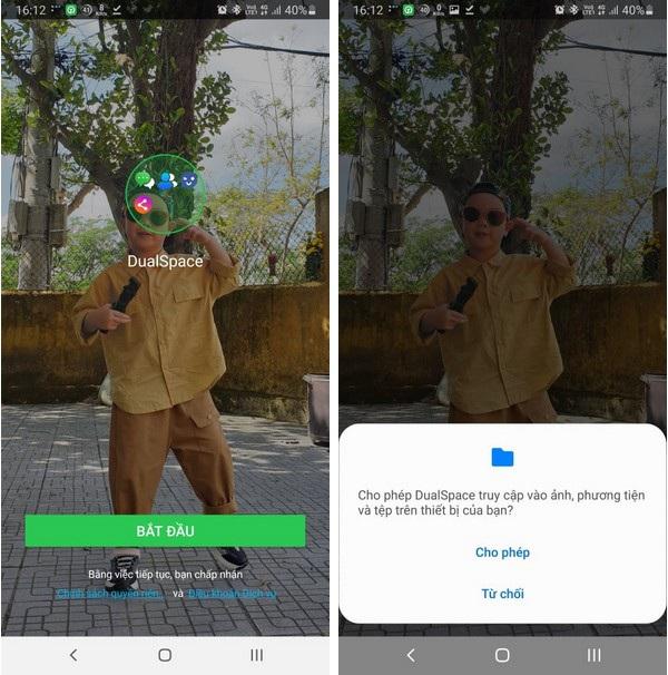 Mẹo sử dụng đồng thời 2 tài khoản Facebook, Zalo… trên một smartphone - 1