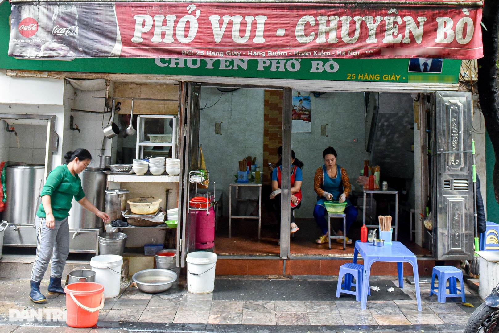 5 quán phở hút khách bậc nhất Hà Nội: Đã ngon, tên còn cực độc - 6