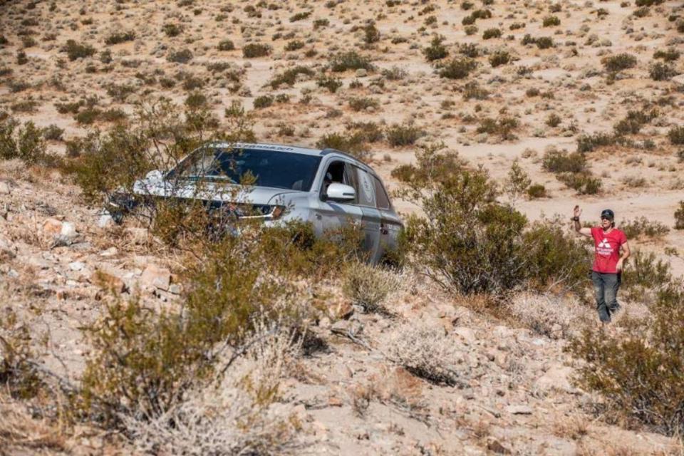 Rebelle Rally - giải đua off-road đầu tiên dành cho các tay lái nữ - 1