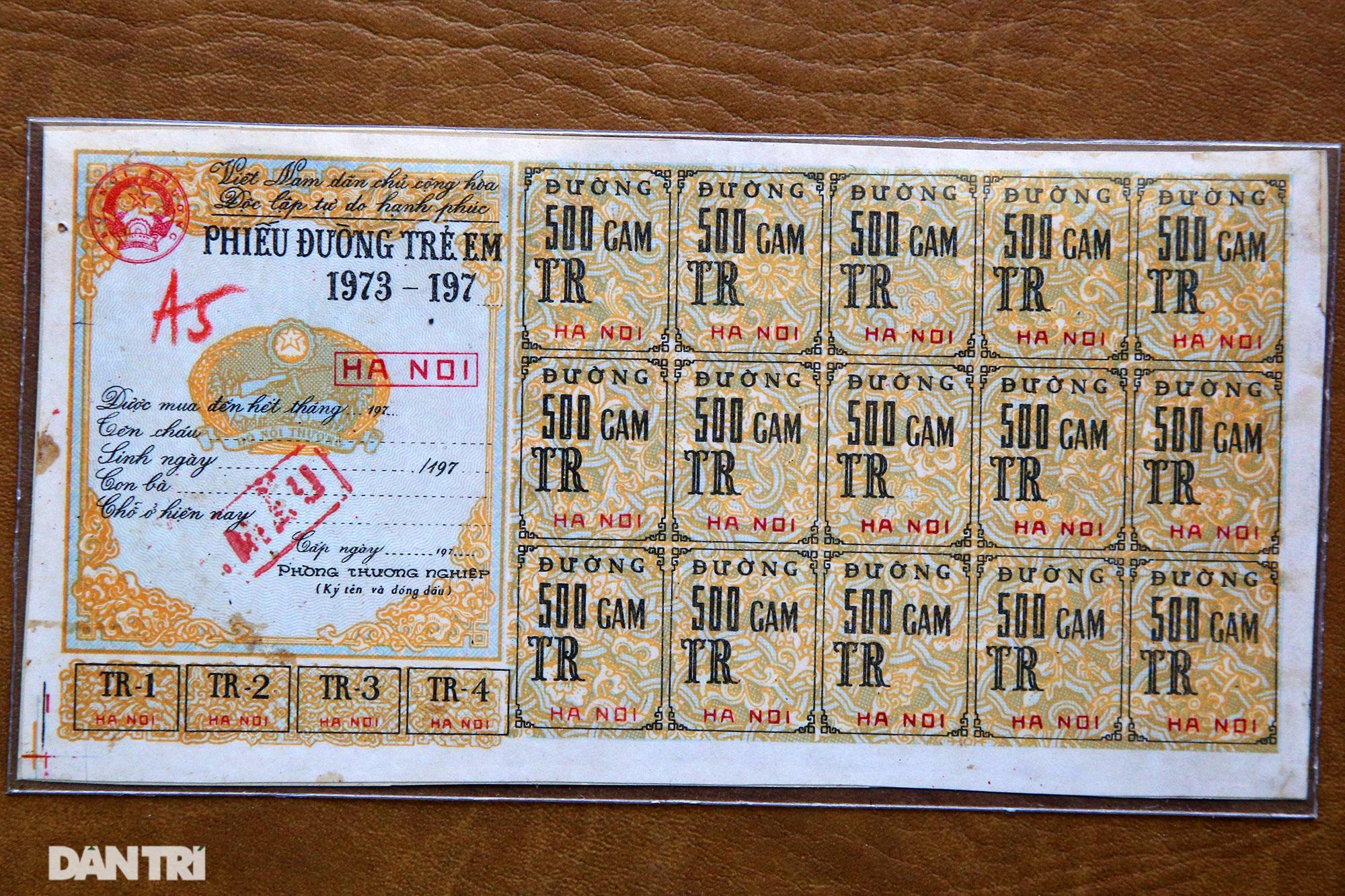 Ký ức gian khó qua bộ sưu tập tem phiếu, sổ gạo thời bao cấp - 10