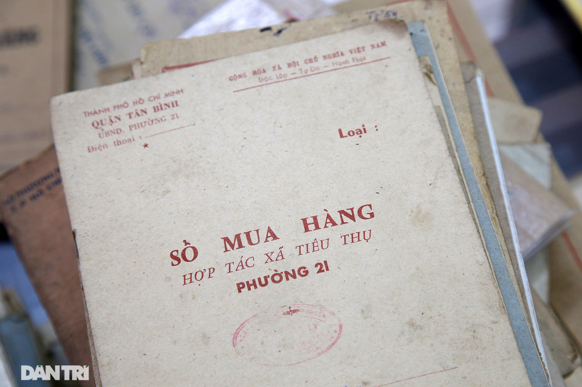 Ký ức gian khó qua bộ sưu tập tem phiếu, sổ gạo thời bao cấp - 5