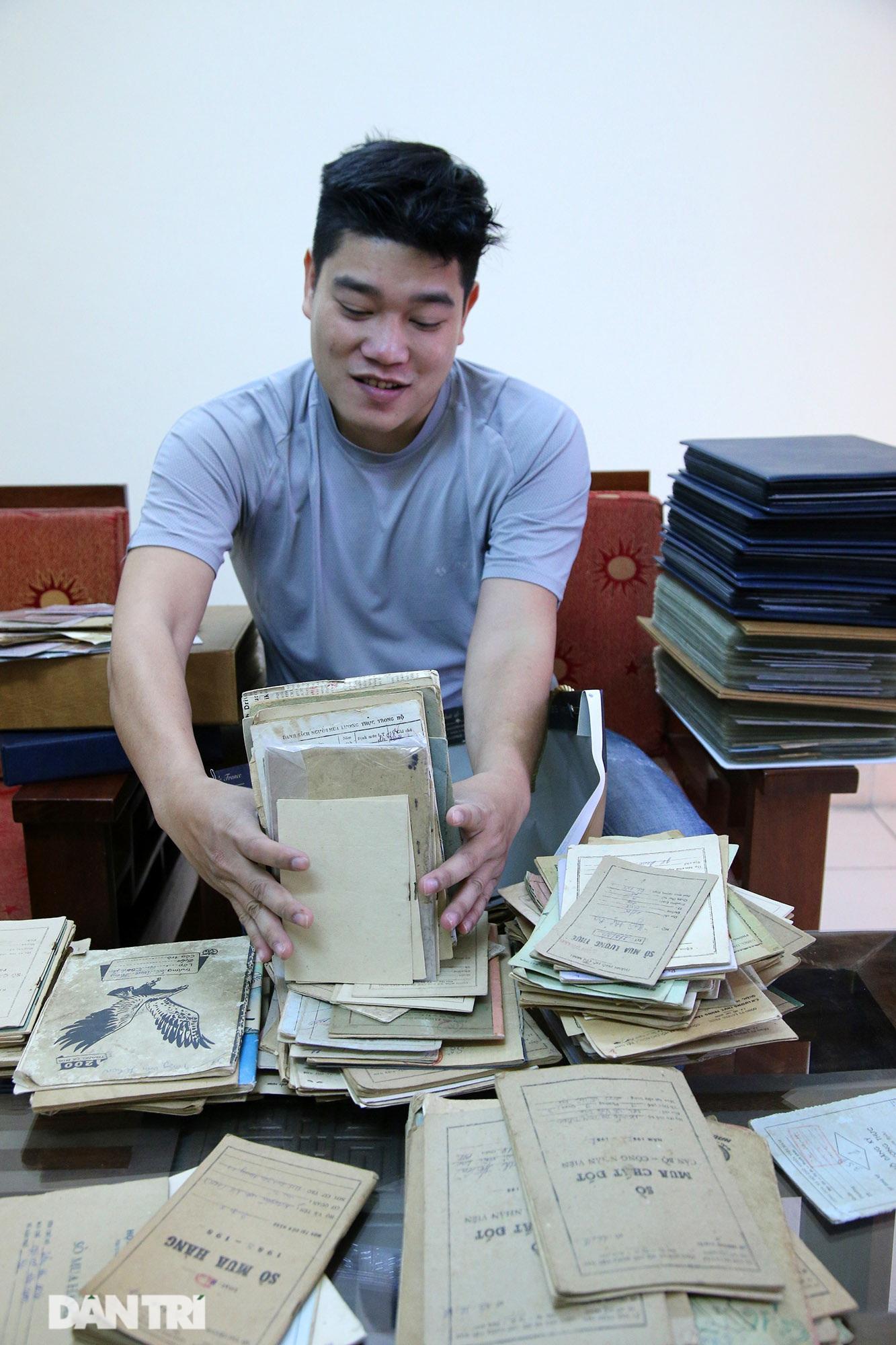 Ký ức gian khó qua bộ sưu tập tem phiếu, sổ gạo thời bao cấp - 7