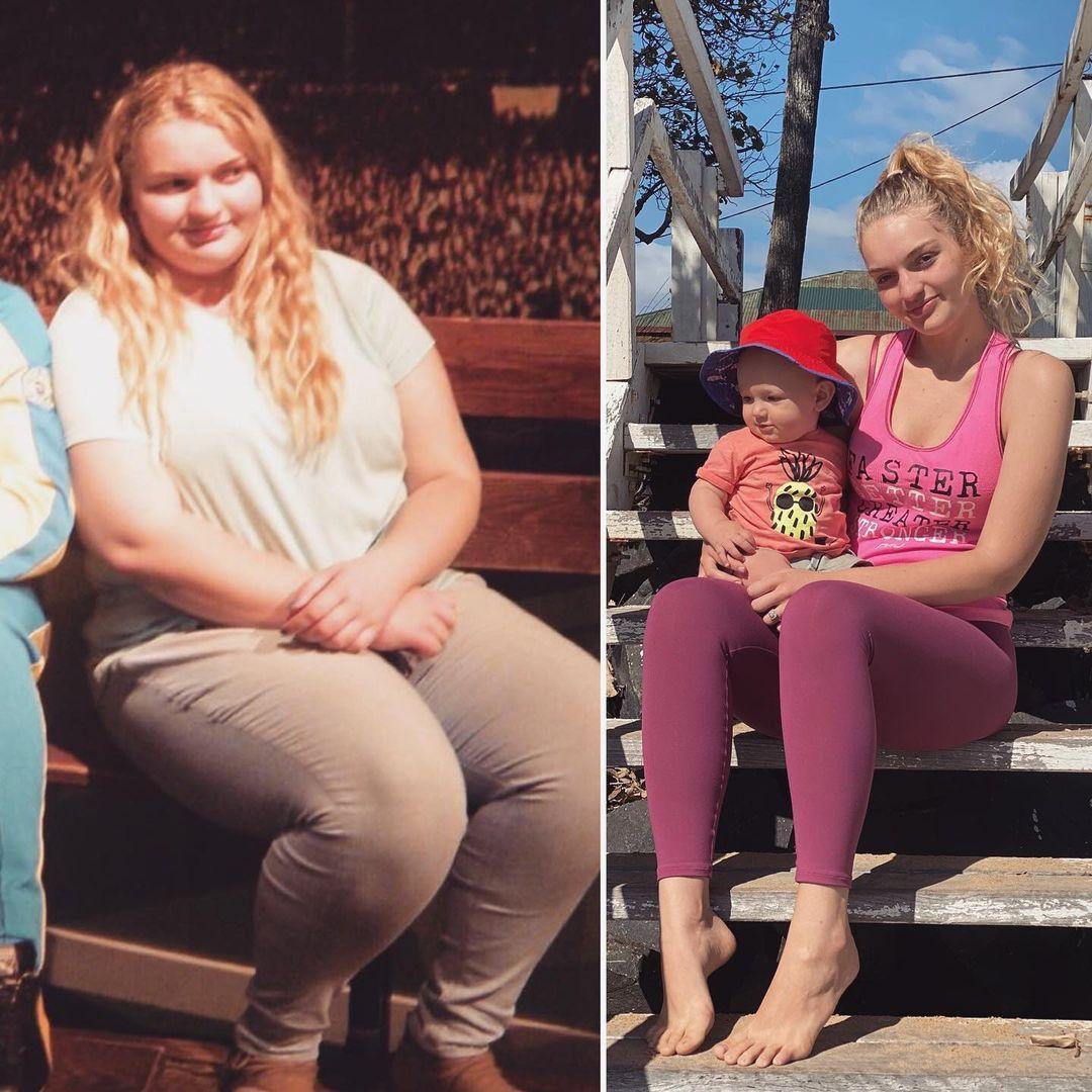 Giảm 63 kg, cô gái khiến dân mạng trầm trồ với ngoại hình quyến rũ - 5