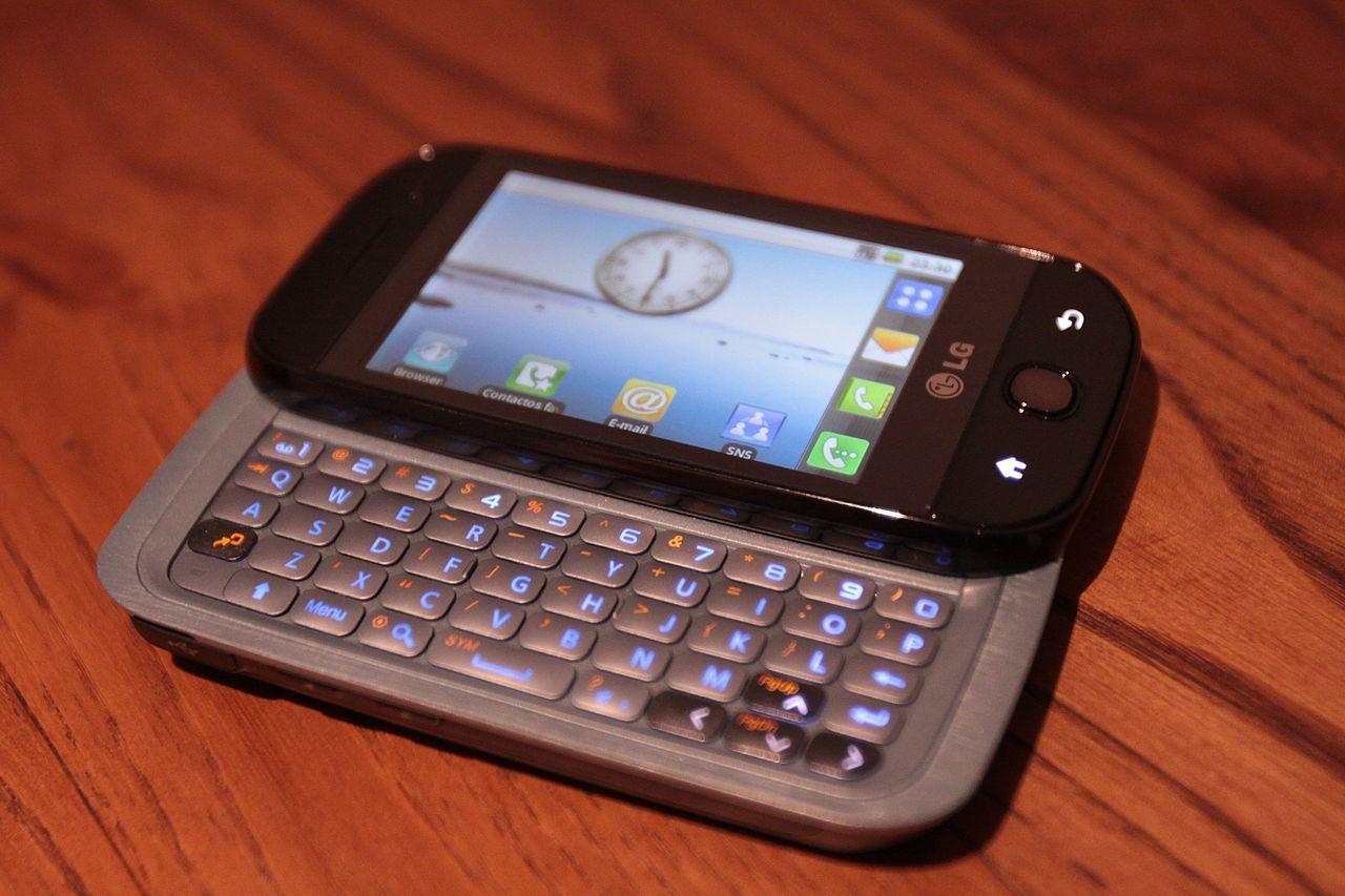 Điểm lại những mẫu điện thoại đáng chú ý giúp tạo nên tên tuổi của LG - 5