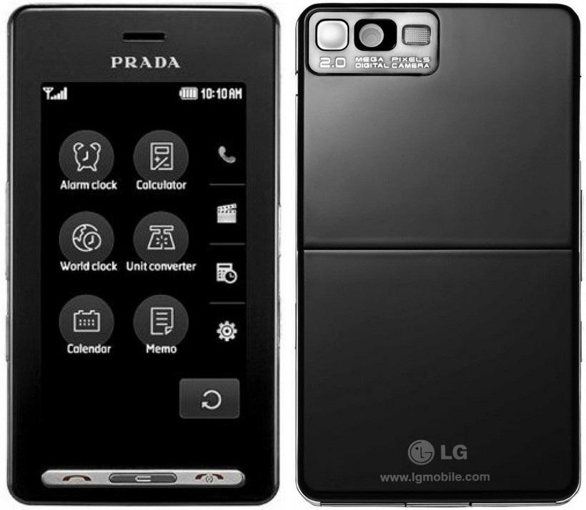 Điểm lại những mẫu điện thoại đáng chú ý giúp tạo nên tên tuổi của LG - 2