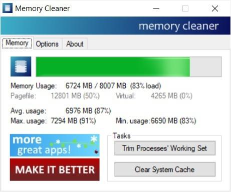 Thủ thuật tối ưu bộ nhớ RAM giúp máy tính hoạt động mượt mà hơn - 1