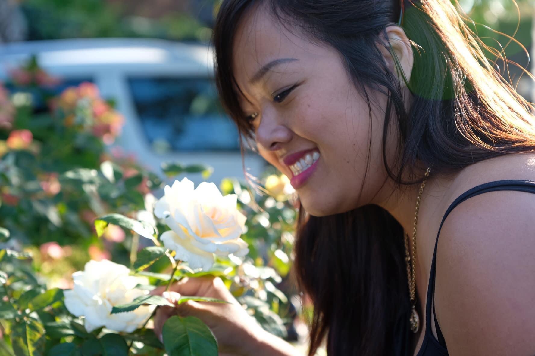 Sửng sốt khu vườn 100m2 tràn ngập hoa trái của mẹ Việt ở Hà Lan - 14