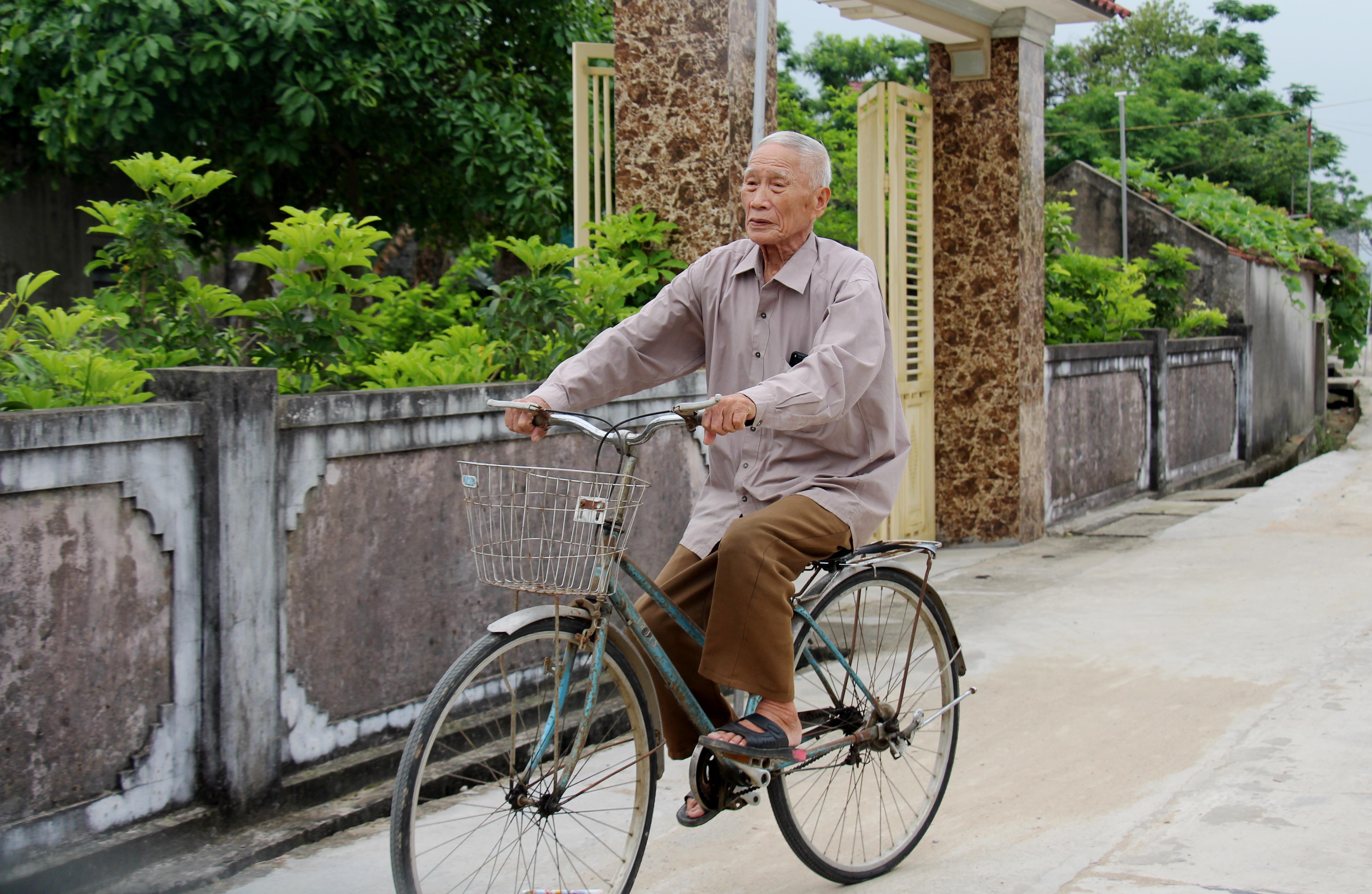 5 chị em đặc biệt ở Hà Tĩnh: Tuổi từ 85 đến 97, sống khỏe mạnh và minh mẫn - 4