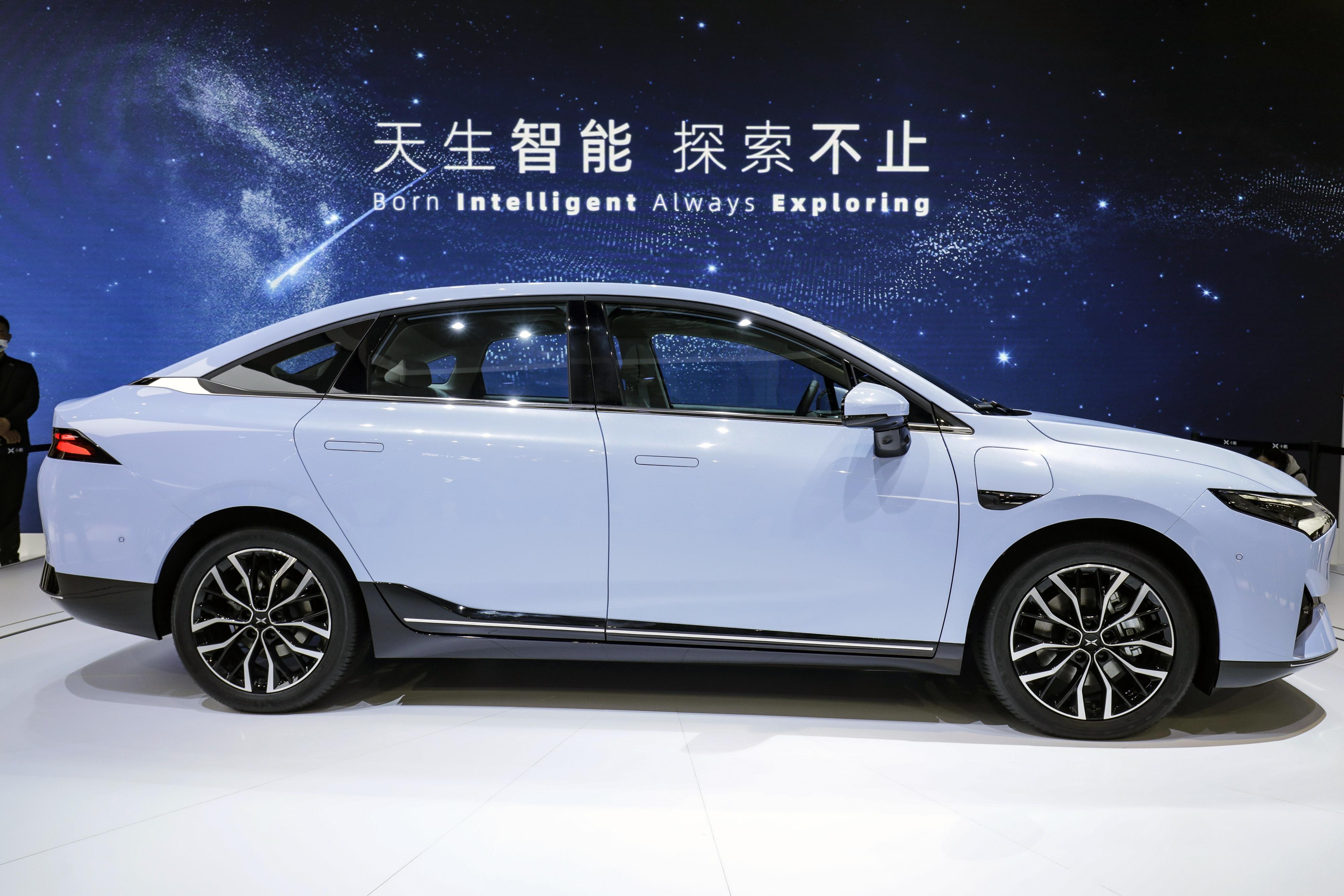 Triển lãm ô tô Thượng Hải 2021: Cuộc phô diễn của xe chạy điện Trung Quốc - 8