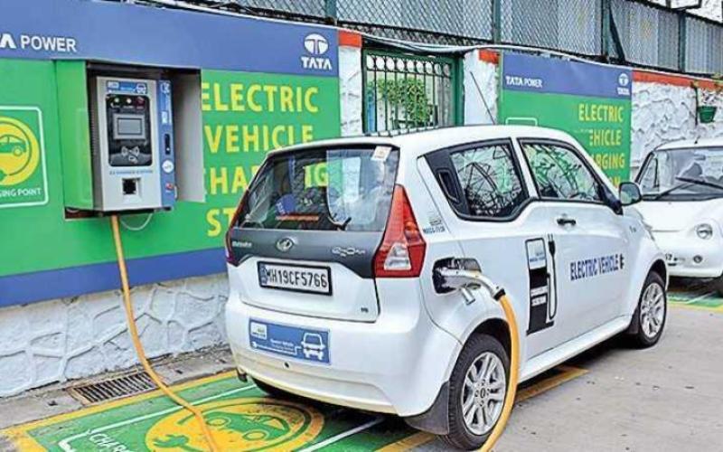Ấn Độ tuyên bố sẽ trở thành nước sản xuất xe chạy điện số 1 thế giới - 1