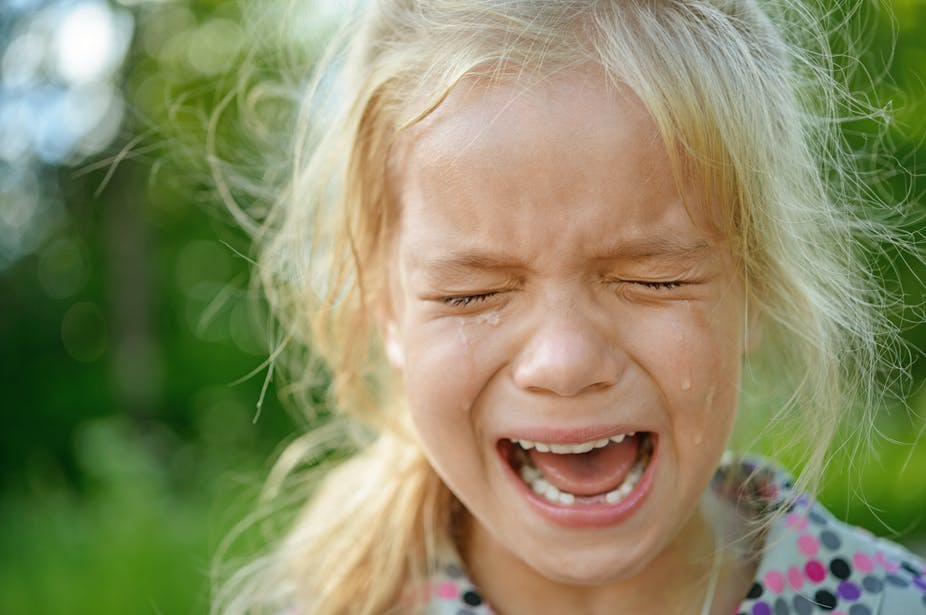 Tại sao nước mắt của con người lại có vị mặn? - 1