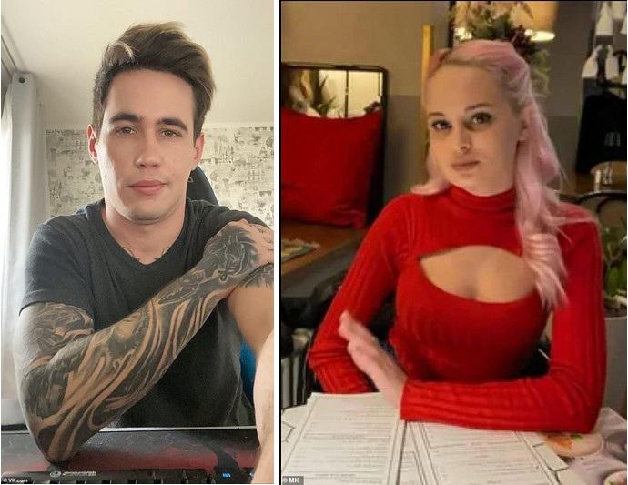 Youtuber phát trực tiếp cảnh hành hạ và sát hại bạn gái trên Internet - 1