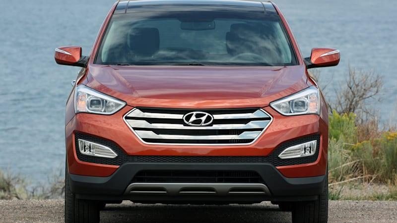 Gần 400.000 xe Hyundai có nguy cơ bị cháy động cơ - 1